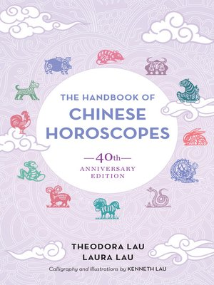 cover image of The Handbook of Chinese Horoscopes