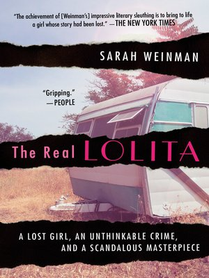 cover image of The Real Lolita