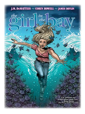 cover image of The Girl in the Bay