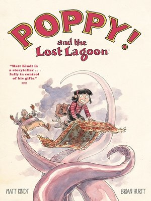 cover image of Poppy! and the Lost Lagoon