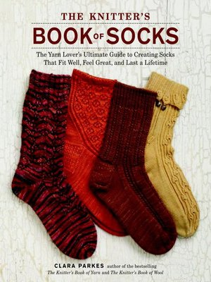 cover image of The Knitter's Book of Socks