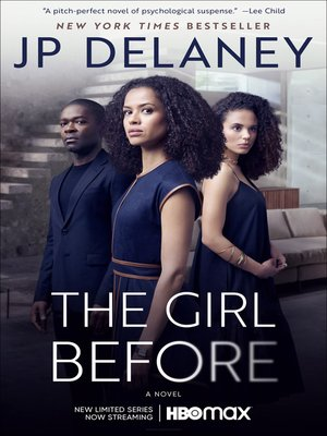 cover image of The Girl Before