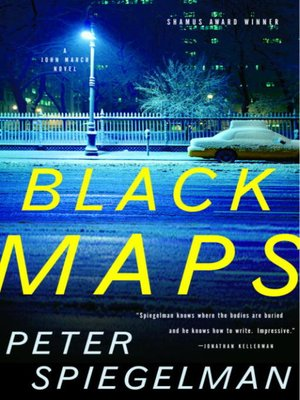 cover image of Black Maps