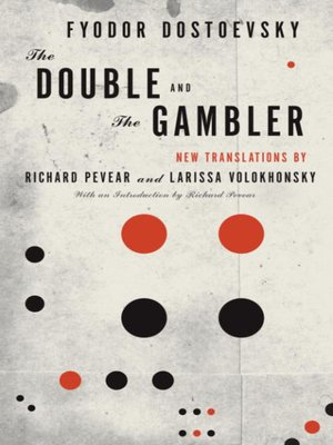 cover image of The Double and the Gambler