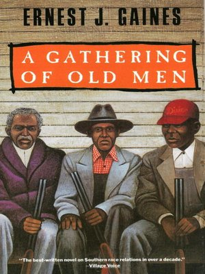 cover image of A Gathering of Old Men