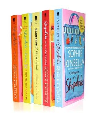 cover image of Sophie Kinsella's Shopaholic 5-Book Bundle