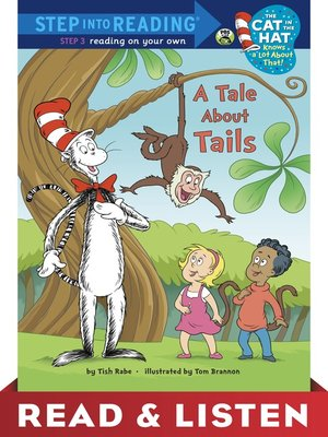 cover image of A Tale About Tails