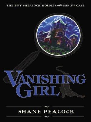 cover image of Vanishing Girl