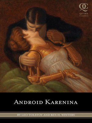 cover image of Android Karenina