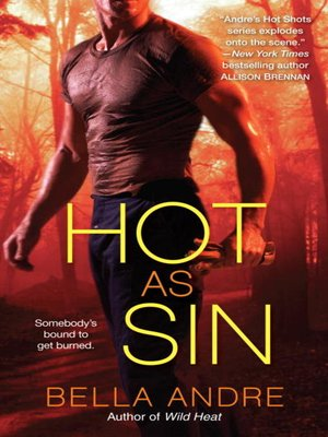cover image of Hot as Sin