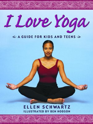 cover image of I Love Yoga