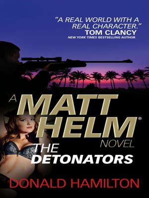 cover image of The Detonators
