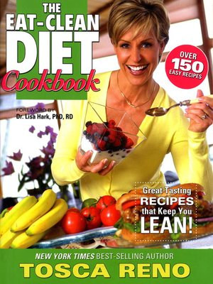 cover image of The EAT-CLEAN DIET Cookbook
