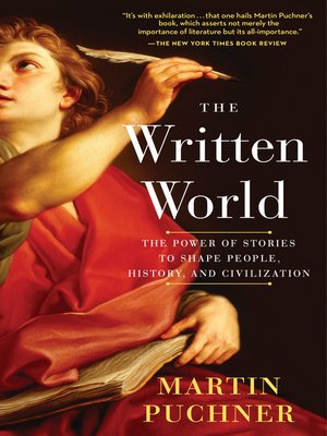cover image of The Written World