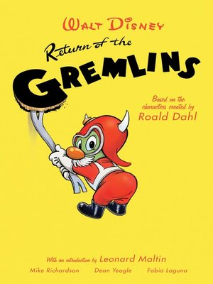 cover image of Return of the Gremlins