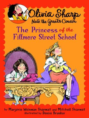 cover image of The Princess of the Fillmore Street School