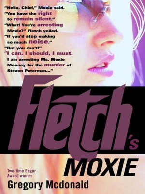 cover image of Fletch's Moxie
