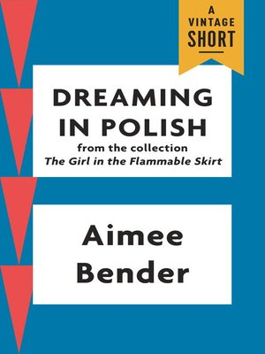 cover image of Dreaming in Polish