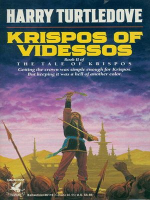 cover image of Krispos of Videssos