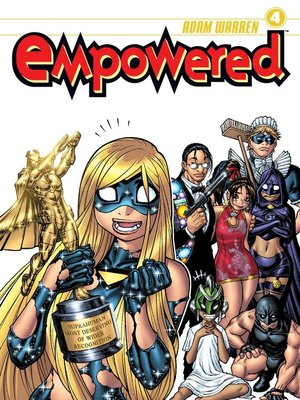 cover image of Empowered Volume 4