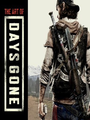 cover image of The Art of Days Gone