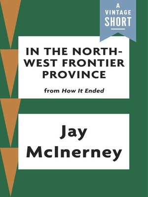 cover image of In the North-West Frontier Province