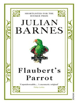 cover image of Flaubert's Parrot