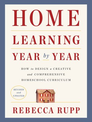 cover image of Home Learning Year by Year