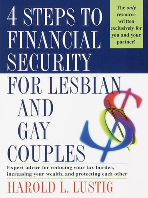 cover image of 4 Steps to Financial Security for Lesbian and Gay Couples