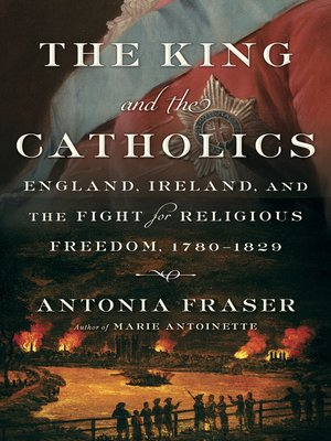 cover image of The King and the Catholics