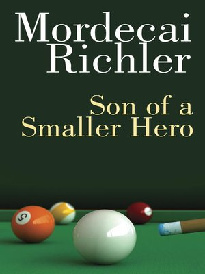 cover image of Son of a Smaller Hero