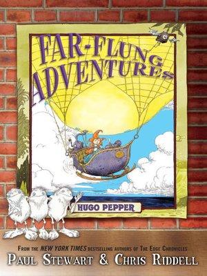 cover image of Hugo Pepper