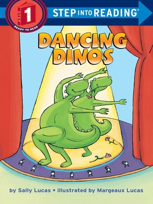 cover image of Dancing Dinos