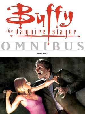 cover image of Buffy Omnibus, Volume 2