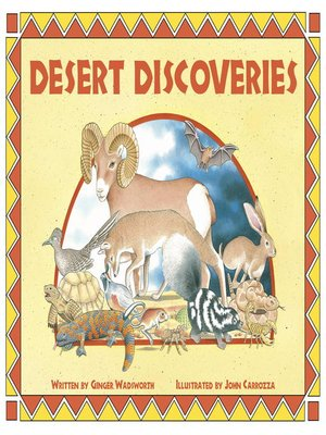 cover image of Desert Discoveries