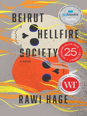 cover image of Beirut Hellfire Society