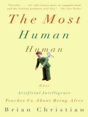 cover image of The Most Human Human