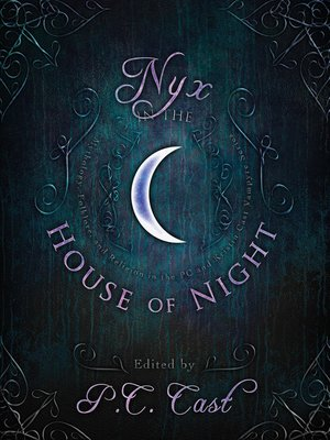 cover image of Nyx in the House of Night