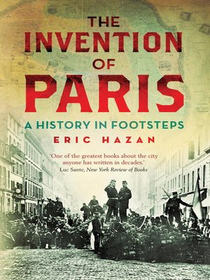 cover image of The Invention of Paris