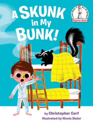 cover image of A Skunk in My Bunk!