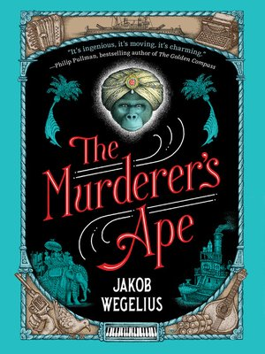 cover image of The Murderer's Ape