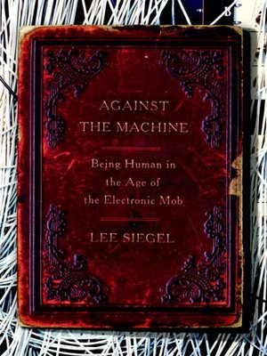 cover image of Against the Machine