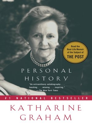 cover image of Personal History