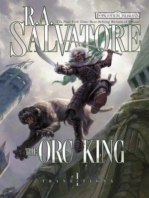 cover image of The Orc King