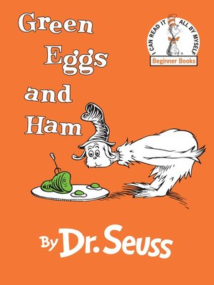 cover image of Green Eggs and Ham