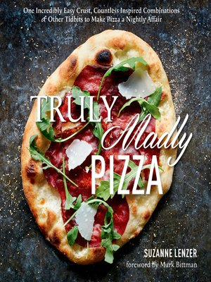cover image of Truly Madly Pizza