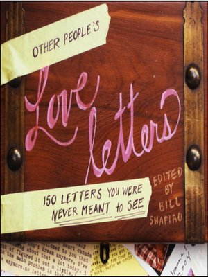 cover image of Other People's Love Letters