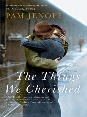 cover image of The Things We Cherished