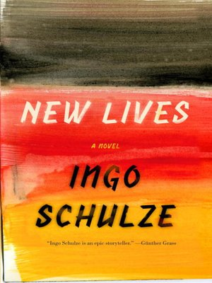 cover image of New Lives