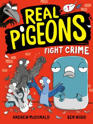 cover image of Real Pigeons Fight Crime